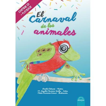 El Carnaval de los animales (libro + CD)