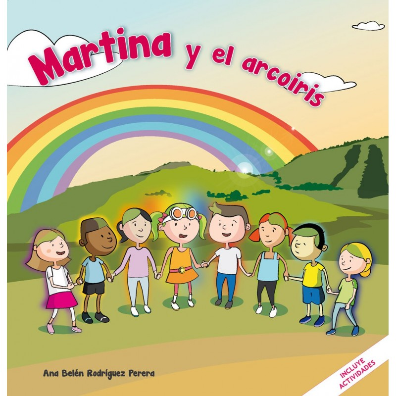 Martina y el arco iris