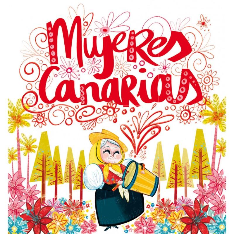 Mujeres canarias